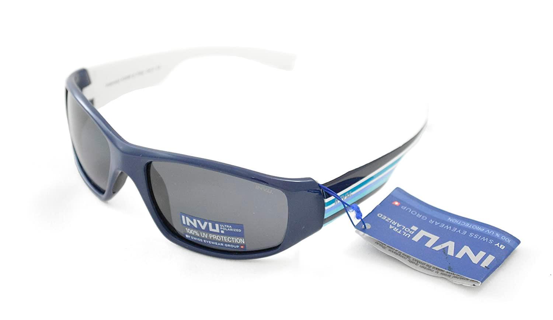 INVU K2409B BLUE PETROL 50